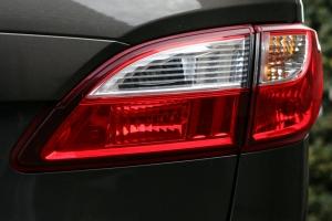 Rcklicht, gro, von Personenwagen