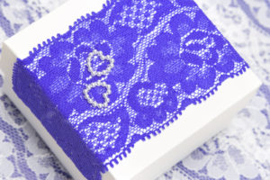 Colored lace pict