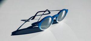 Light blue glasses pict